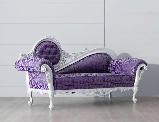 贵妃椅, 躺椅