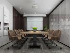 会议室, 会议桌, 办公椅, 办公桌, 桌椅
